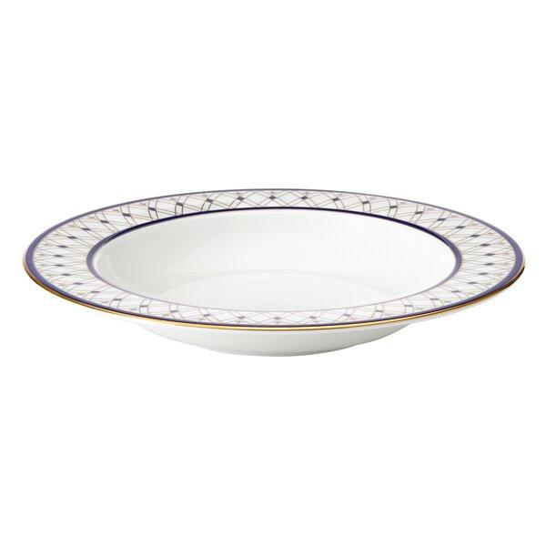 Royal Grandeur 12 oz. Rim Soup / Pasta Bowl by Lenox