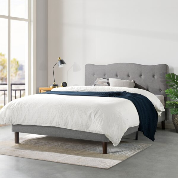 Callahan Upholstered Bed by Winston Porter