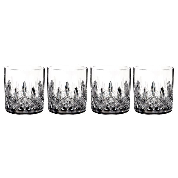 Lismore 7 oz. Crystal Cocktail Glass (Set of 4) by Waterford