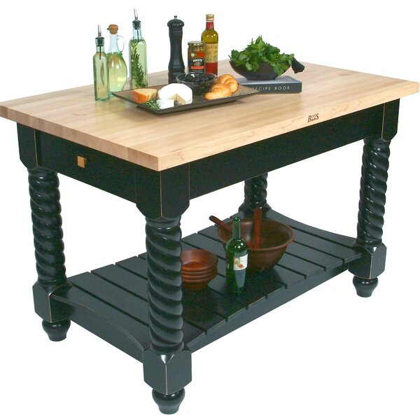 #1 American Heritage Prep Table By John Boos Today Sale Only