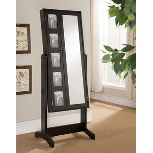 Purchase Kyla Free Standing Jewelry Armoire with Mirror By Alcott Hill
