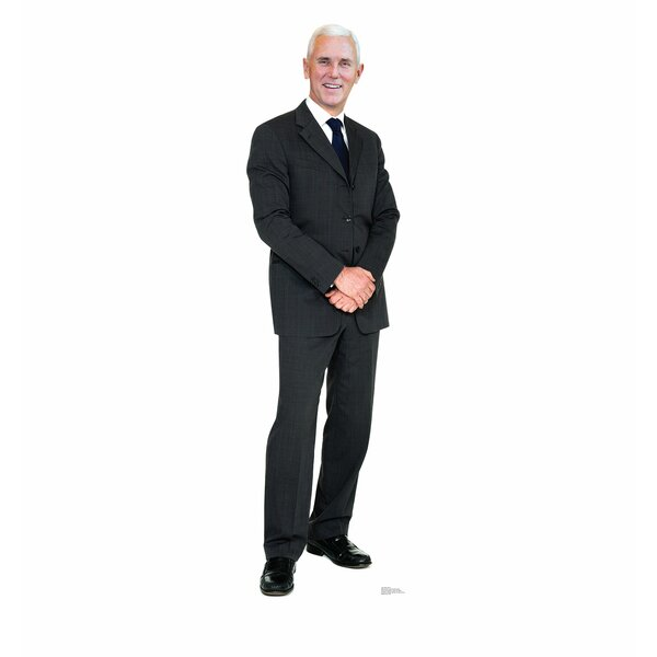 Governor Mike Pence Cardboard Stand-Up by Advanced Graphics