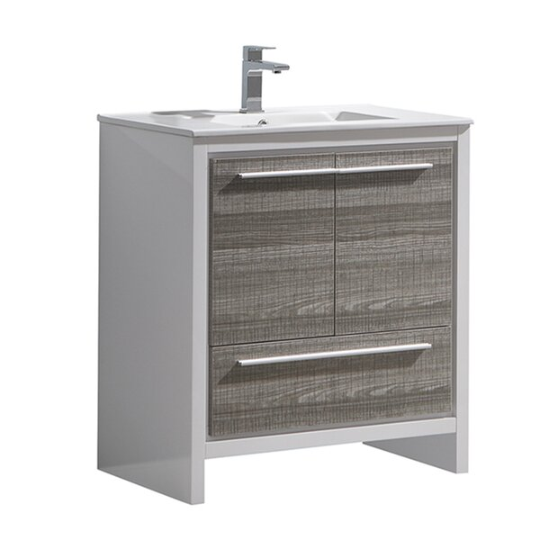 Trieste Allier Rio 30 Single Bathroom Vanity Set by Fresca