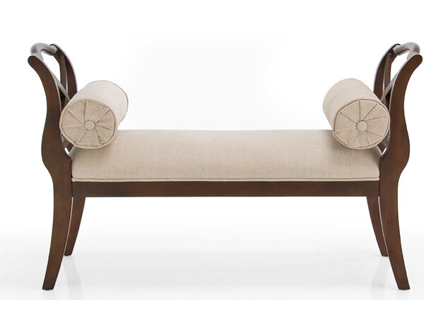 Derrill Upholstered Bench by Darby Home Co