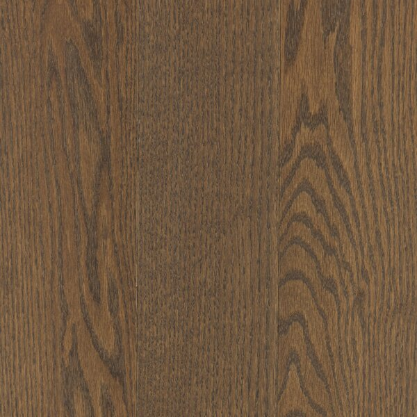 Travatta 3-1/4 Solid Oak Hardwood Flooring in Dark Tuscan by Mohawk Flooring