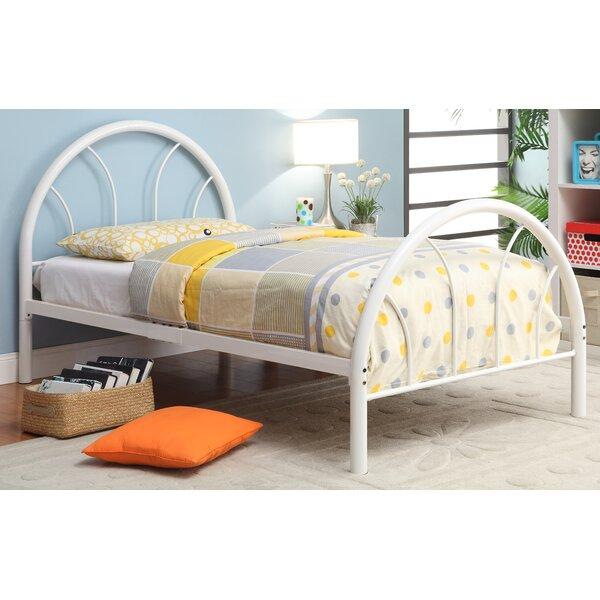 Sonya Panel Bed by Harriet Bee