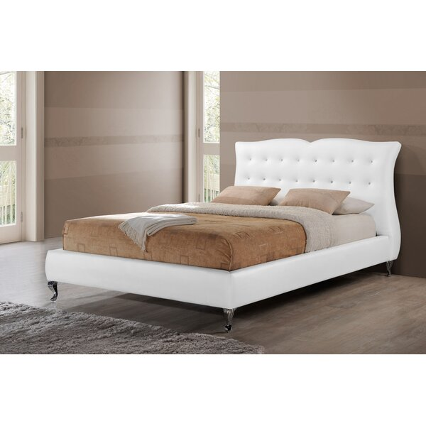 Viviano Upholstered Platform Bed by Latitude Run