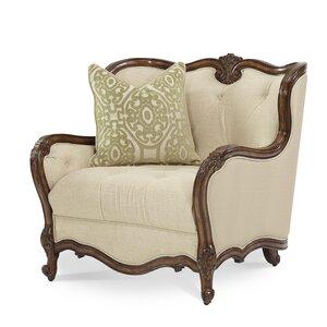 Lavelle Chair and a Half Michael Amini (AICO)