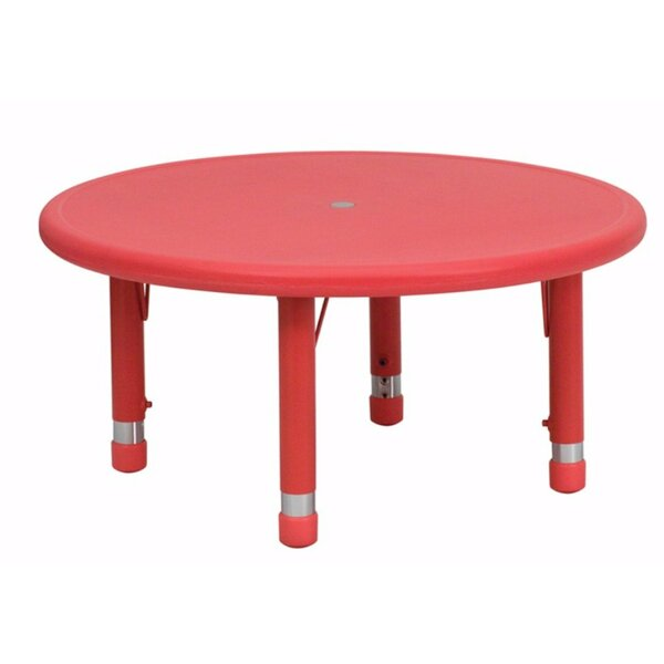 33 Circular Activity Table by Offex