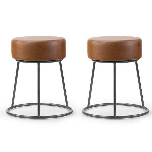 Arcola Upholstered Dining Chair (Set of 2) by Modern Rustic Interiors
