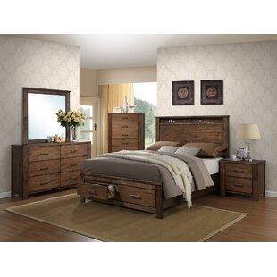 louis platform configurable bedroom set by union rustic - Rustic Bedroom Set