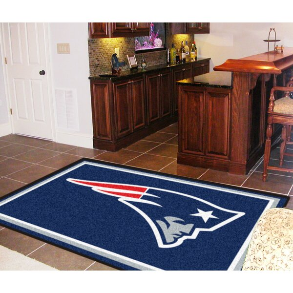 NFL - New England Patriots 4x6 Rug by FANMATS