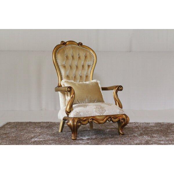 Phillippi Armchair by Astoria Grand
