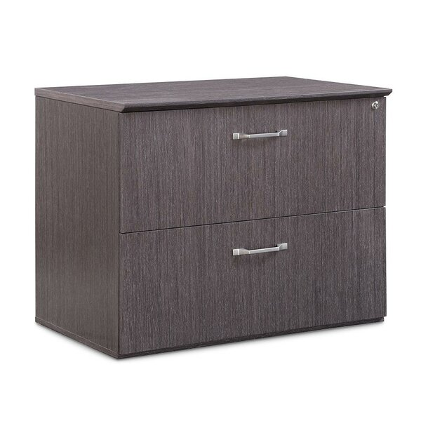 Diamond 2 Drawer Lateral Filing Cabinet
