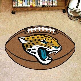 NFL - Jacksonville Jaguars Football Mat by FANMATS