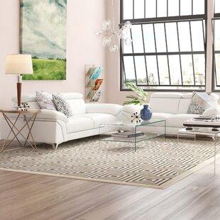 Aigar 2 Piece Leather Living Room Set by Orren Ellis