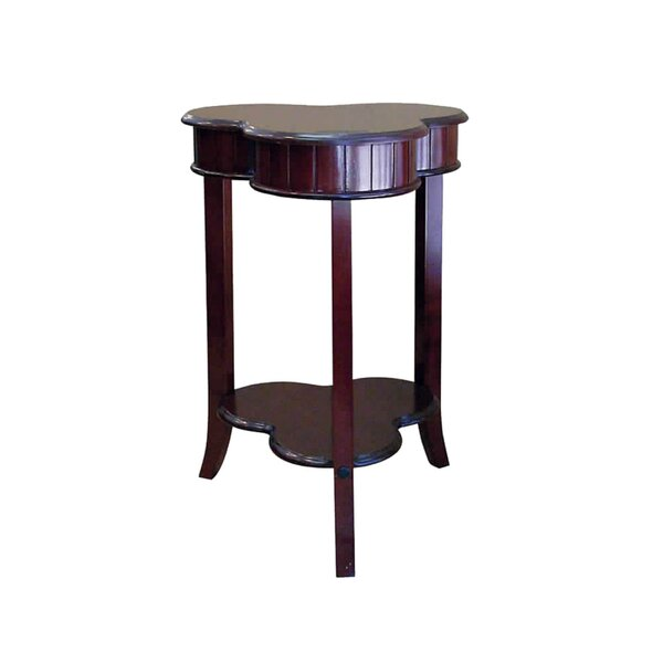 Glaser 3 Legs End Table by Alcott Hill Alcott Hill