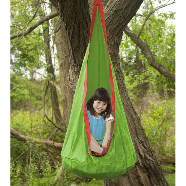 Ashleigh Pod Chair Hammock by Freeport Park