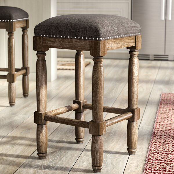 Remy 26 Bar Stool (Set of 2) by Laurel Foundry Modern Farmhouse