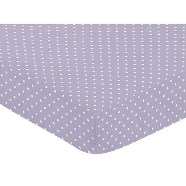 Sloane Fitted Crib Sheet by Sweet Jojo Designs