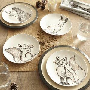Dunedin Creature Plates (Set of 4)
