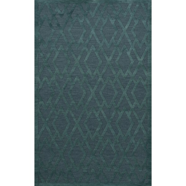 Dover Teal Area Rug by Dalyn Rug Co.