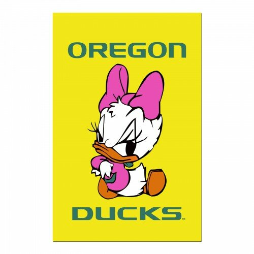 Oregon Ducks Polyester 3 x 5 ft. House Flag by NeoPlex