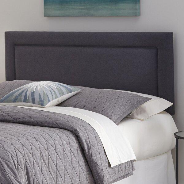 Oakdale Upholstered Panel Headboard by Alcott Hill
