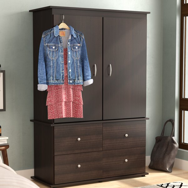 Burditt TV-Armoire By Brayden Studio by Brayden Studio Best