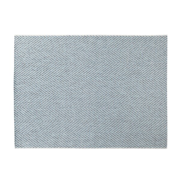 Halloran Blue/Gray Indoor / Outdoor Area Rug