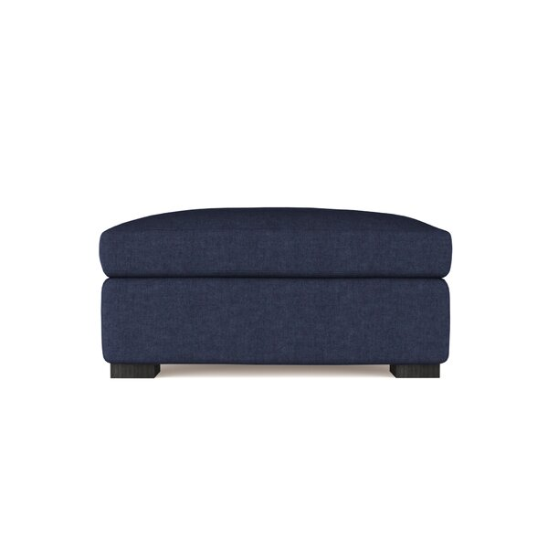 Letterly Standard Ottoman by 17 Stories
