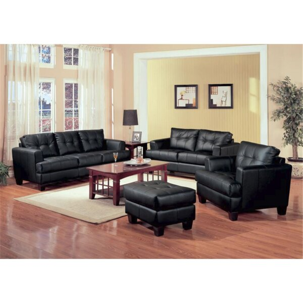 Ewenn 4 Piece Living Room Set by Latitude Run