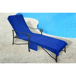 Patio furniture covers you 39 ll love wayfair for Chaise lounge cover towel