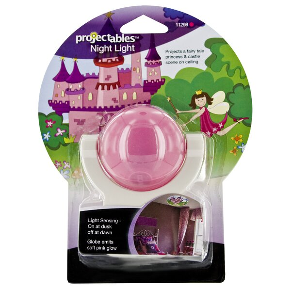 LED Projectables Fairy Princess Night Light by Jasco