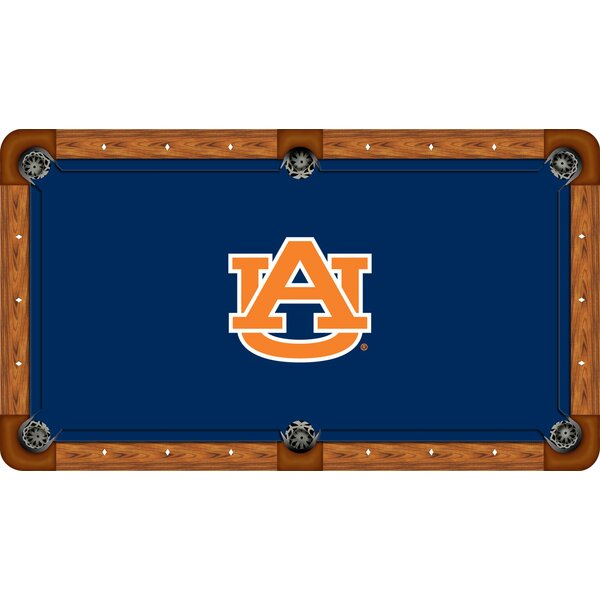 NCAA Recreational Billiard Table Felt by Wave 7