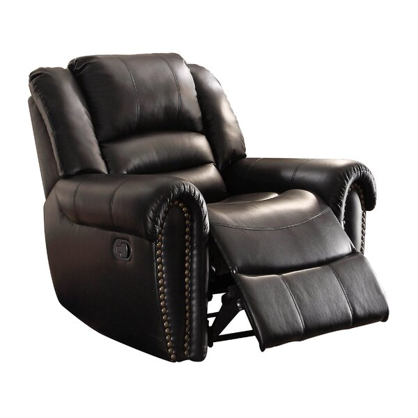 Medici Manual Glider Recliner by Astoria Grand