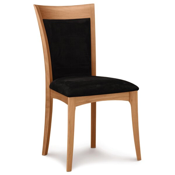 Morgan Upholstered Side Chair by Copeland Furniture Copeland Furniture