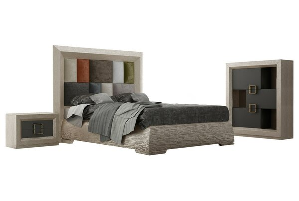 Pettengill 4 Piece Bedroom Set by Loon Peak