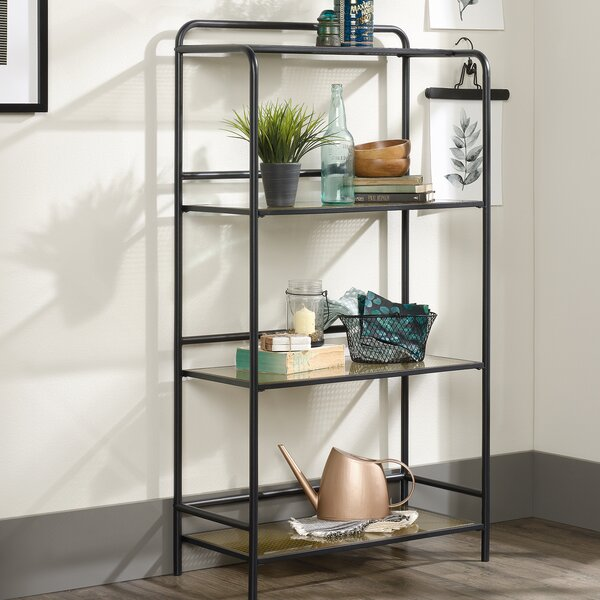 Morais Open Shelving Standard Bookcase by Williston Forge