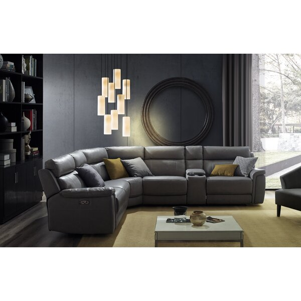 Windrim Reversible Modular Sectional by Orren Ellis