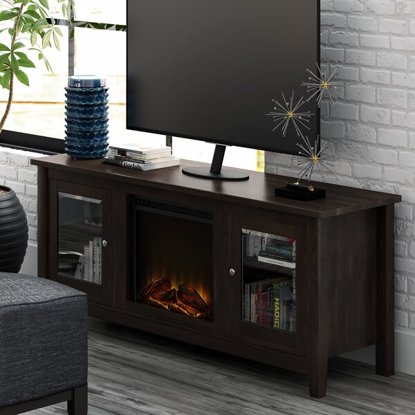 Andover Mills TV Stand Fireplaces