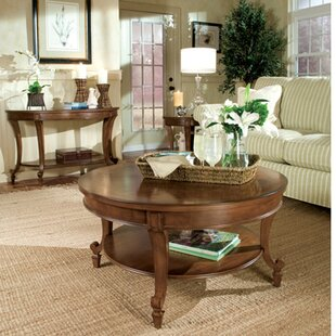 Fitchett 3 Piece Coffee Table Set by Three Posts