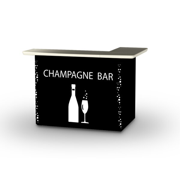 Champagne Home bar by Best of Times Best of Times