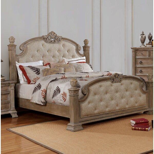 Kaydence Upholstered Standard Bed by Rosdorf Park