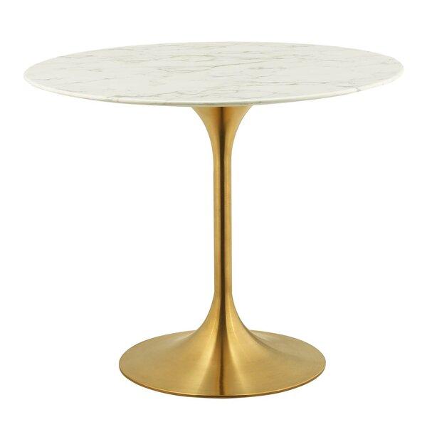 Ricki Lippa Dining Table by Mercer41 Mercer41