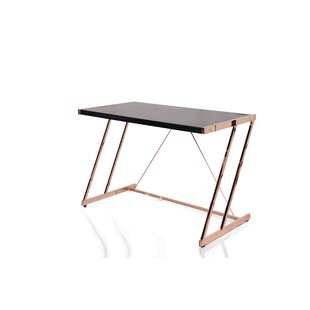 Compare Sagers Writing Desk with USB Dock By Ebern Designs