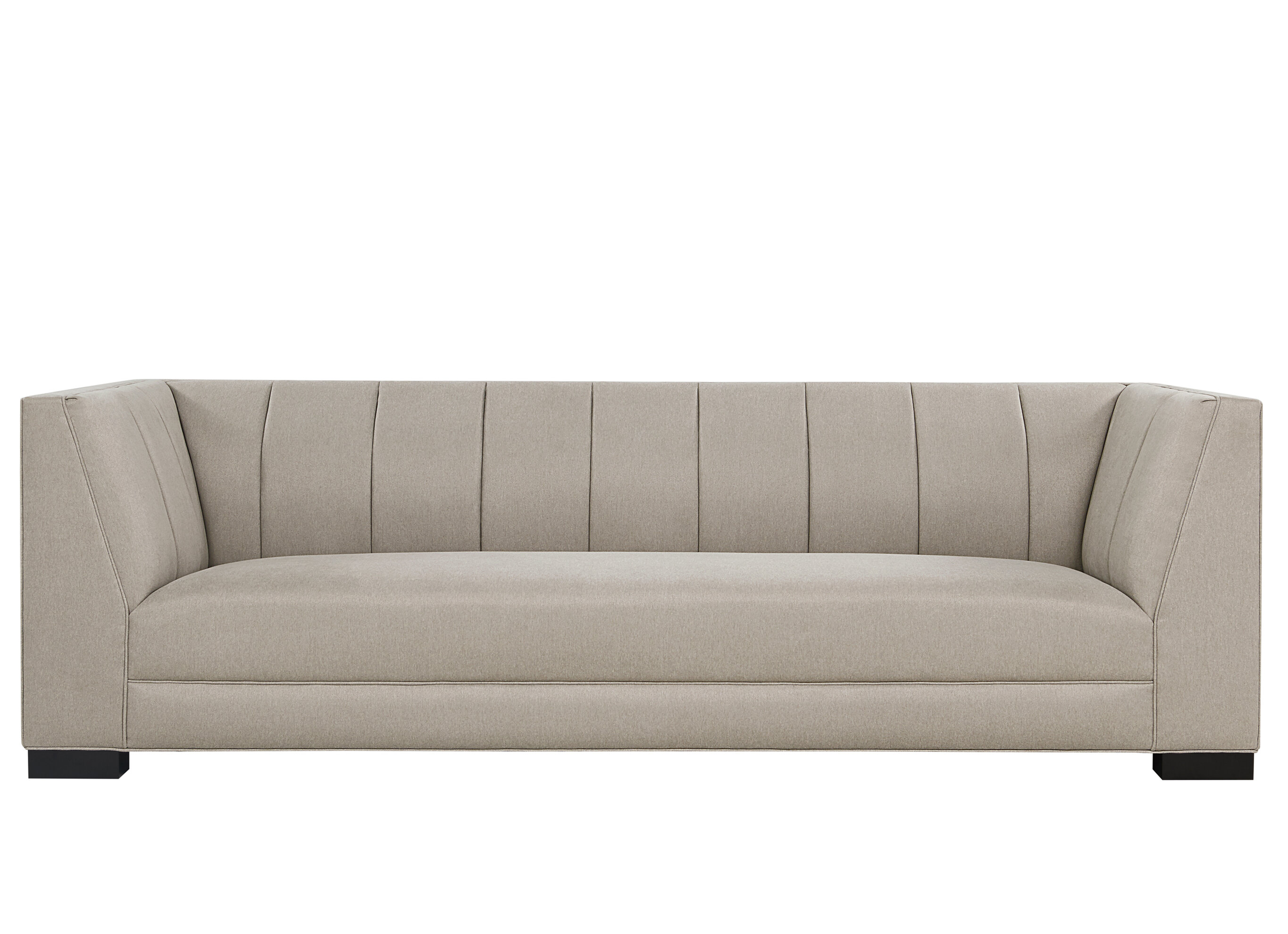 Orren ellis fournier tufted back sofa wayfair