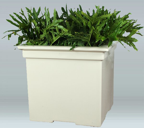 Vista Composite Planter Box by Allied Molded Products
