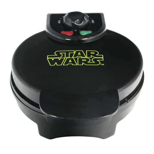 Darth Vader Waffle Maker by Pangea Brands