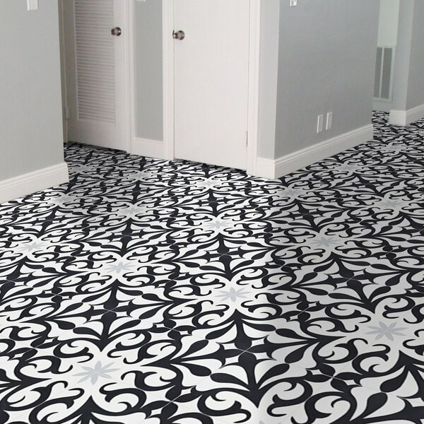 Tazarin 8 x 8'' Cement Field Tile